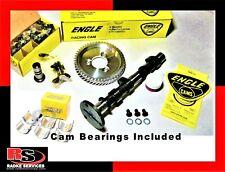 Vw Engle W110 Cam Kit,W/ Cam Gear & Engle Lifters & Cam Bearings 1600cc Up Radke