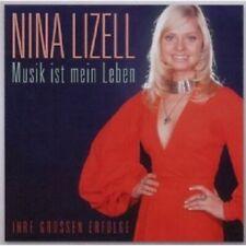 """NINA LIZELL """"MUSIK IST MEIN LEBEN"""" CD NEUWARE"""