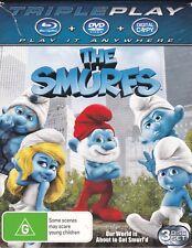 The Smurfs   (Triple Play)