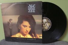 """All About Eve """"Martha's Harbour"""" 12"""" Orig Vg+ The Cranes Slowdive Nothing Whirr"""