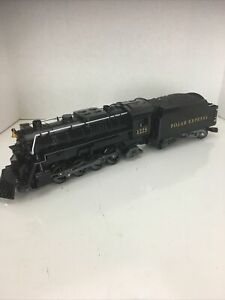 LIONEL 1225 POLAR EXPRESS TRAIN G SCALE ENGINE LOCOMOTIVE AND TENDER