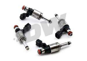 DEATSCHWERKS FORD FOCUS ST RS MUSTANG ECOBOOST TURBO 2.0L 2.3L FUEL INJECTORS