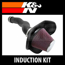 K&N 57i Gen 2 Performance Air Induction Kit 57-1544 - K and N High Flow Part