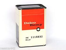 DELCO REMY - Aircraft Relay 1115832 -  Hard Sided Box NEW & SEALED - OEM - Part