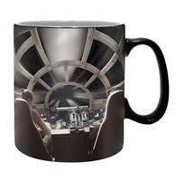 Star Wars XL Tasse Millennium Falcon Metallic Effect, Premium Kaffeetasse Becher
