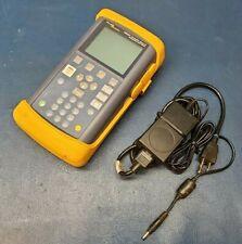 Fluke Networks 990dsl Copperpro Series Ii Broadband Loop Tester Tested Working