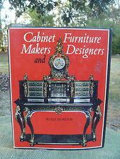 Vintage 1972 HC w DJ Book Cabinet Makers and Furniture Designers Hugh Honour