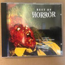 Best of Horror - CD