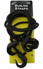 NUFISH FISHING TROLLEY AND SEATBOX BUNGEE STRAPS TWO PER PACK