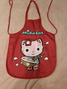 Girls Boots Miko Cat Apron New