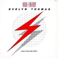 "Evelyn Thomas High energy (7:50min., 1984) [Maxi 12""]"