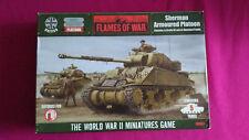 Flames of war - Sherman anglais Boite BBX08