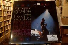 Frank Sinatra at the Sands 2xLP sealed vinyl RE reissue Count Basie Orchestra