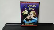 A Farewell To Arms (DVD) Gary Cooper, Helen Hayes
