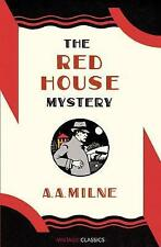 """""""AS NEW"""" The Red House Mystery, Milne, A. A., Book"""
