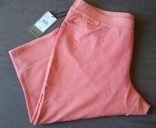 NEW Baccini Women's Pull On Capri Pants -Plus 2X - Free Shipping