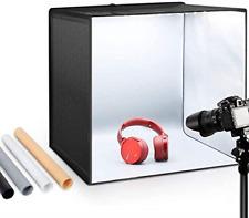 "ESDDI Portable Photo Studio Box 20""x 20""/50 * 50cm One-piece Structure Light Box"