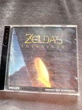 Zelda's Adventure Philips Cdi CD-i, Original, guter Zustand