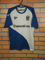 Barrow Jersey 2008 2009 Home SMALL Shirt Football Soccer Mens Vandanel