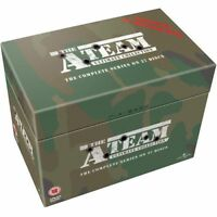 A TEAM - Series 1-5 Complete Collection Season 1 2 3 4 5 BoxSet New Region 2 DVD