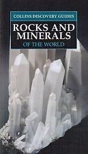 Rocks & Minerals of Britain and Europe Collins PB Jones 2007 VGC