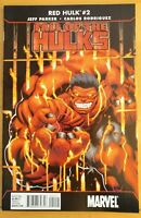 Fall of the Hulks: RED HULK #2 (2010 MARVEL Comics) ~ VF/NM Book