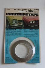 PinStripe Tape kit banda fascia adesiva vintage anni 70 12.2 mt x 3.17 mm auto