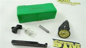 """FEDERAL TESTMASTER PRECISION DIAL TEST INDICATOR MODEL .0001"""" GRAD"""