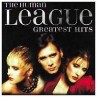 The Human League - The Greatest Hits (NEW CD)