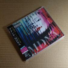 Madonna - MDNA JAPAN CD+Bonus Trk W/OBI UICS-1247 VG  #AI01