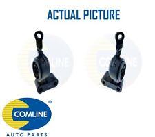 2 x NEW COMLINE FRONT CONTROL ARM BUSH PAIR OE QUALITY CRB1002
