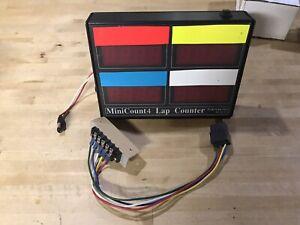 Slot Car Timing Box
