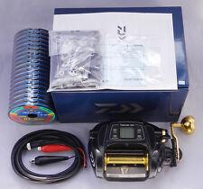 Daiwa TANACOM 1000 with PE #12(110lb(52kg)-500m English Display Electric Reel