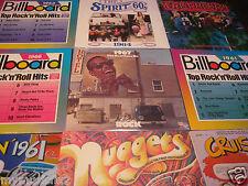 SPIRIT OF 60's ORIGINAL ARTISTS 1960 - 69 Sealed 39 LP Set 440+ HITS A LOT #1'S