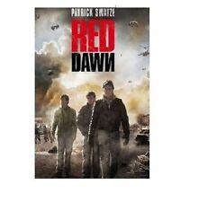 Red Dawn PATRICK SWAYZE (DVD) - NEW!!