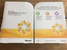 Expression Studio 4 Web Professional Vollversion NHF-00050 mit MwSt-Rechnung