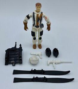 G.I. Joe Blizzard V1 Hasbro 1988 Near Complete Authentic Figure Good Paint ARAH