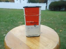 Vintage Delco Remy D-1493 Box Empty Box Only