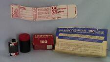 Vintage GAF Anscochrome 100 35mm Film for Color Slides, 20 Exp, Expired 1/1969