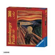 Puzzle 300 piezas Ravensburger Munch el grito 140046