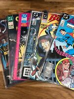 Dc Comic Lot X 6