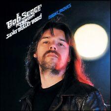 BOB SEGER - NIGHT MOVES D/Remaster CD ~ SILVER BULLET BAND *NEW*
