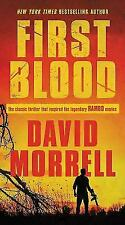 First Blood by David Morrell (2017, Mass Market)