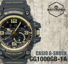 Casio G-Shock Master of G Mudmaster Series Watch GG1000GB-1A AU FAST & FREE*