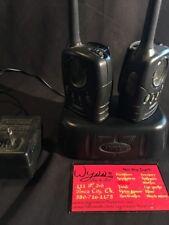 Set of 2 Uniden Tr622-2 2-Way Radio Walkie Talkies (y)
