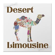 Desert limousine Magnet special Israel Judaica Lucky holy land gift kabbla decor