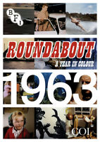 Roundabout: A Year in Colour - 1963 DVD (2013) cert E ***NEW*** Amazing Value