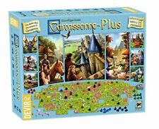 Juegos de mesa Carcassonne con 6 jugadores