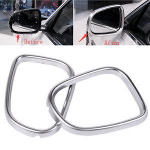 Car Side Wing Rearview Mirror Frame Cover Tirm For Jaguar XE XEL XF XFL XJ XJL