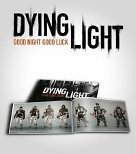 Artbook from the game DYING LIGHT Polish 106 pages!